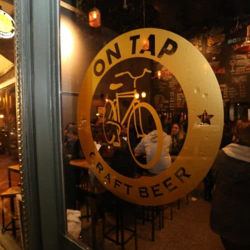 On Tap Bar